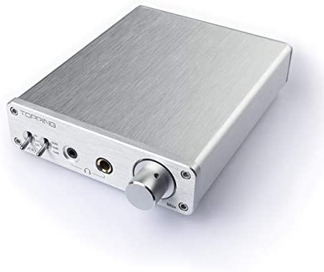 AIMPIRE Topping A30 HiFi Headphone Amplifier A30 Silver