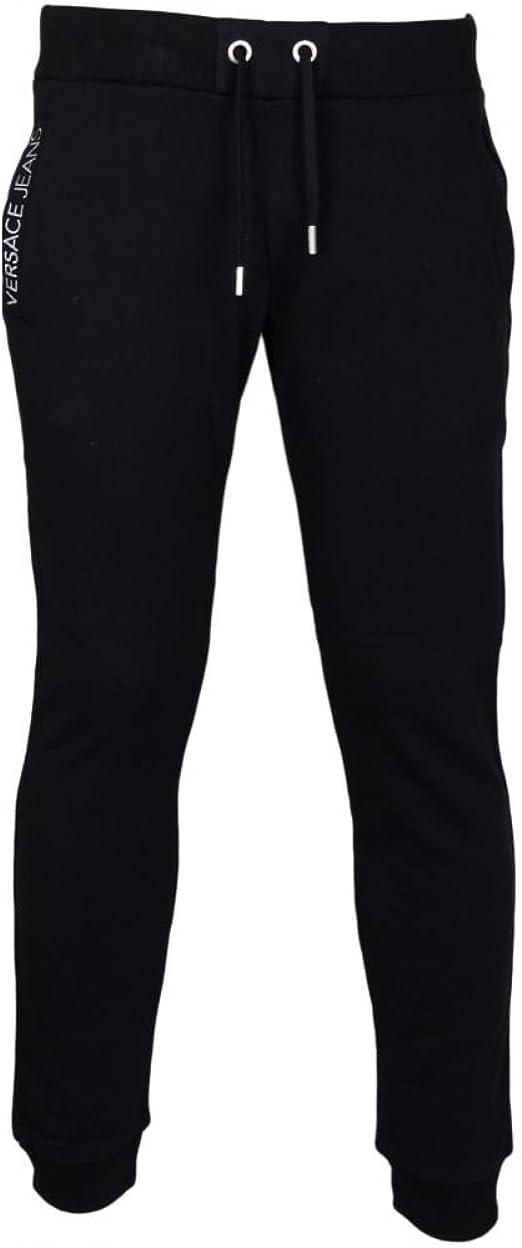 Versace - Chándal - para Hombre Negro Negro Large: Amazon.es: Ropa ...