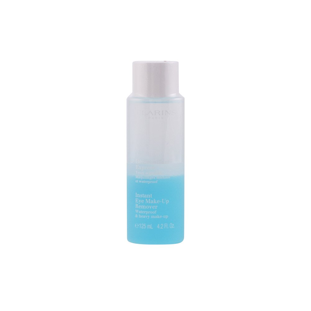 BACK IN STOCK: Clarins 125ml Instant Eye Make Up Remover (Waterproof & Heavy Make-Up) 31004