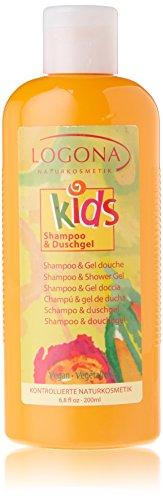 - Logona Kids Shampoo and Shower Gel, 6.762 Fluid Ounce