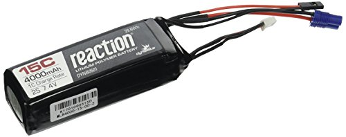 Dynamite 7.4V 4000mAh 2S 15C LiPo Receiver Pack: DBXL Battery