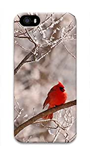 Beautiful Birds Iphone 5/5s 3D Case PC Hard Shell by Shariecover