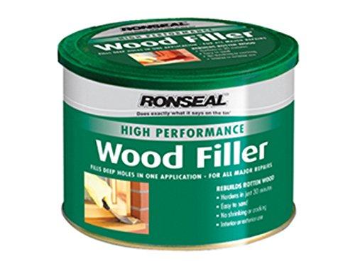 Ronseal HPWFN1Kg 1Kg High Performance Wood Filler - Natural