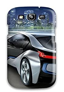 Cute Tpu Jeremy Myron Cervantes Bmw I8 Concept Car Car S Case Cover For Galaxy S3