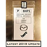 Latest 2019 Update - EZ1J Mazda Navigation SD Card map GPS, US, Canada, Mexico, part BHP1-66-EZ1J, for 2015 2016 2017 2018 2019 Mazda 3, 6, CX-3, CX-5, CX-9, Miata, 3 years of updates from Mazda