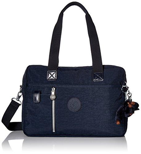Kipling Dustin Satchel Bag, True Blue by Kipling