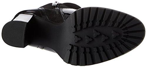 Black 19 para Negro Mujer Caprice Botas 25410 XwTpqwfB