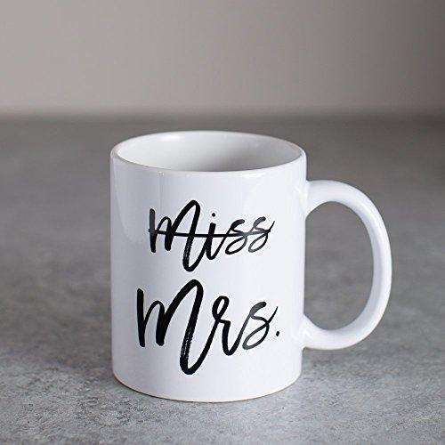 Miss to Mrs - 11oz Coffee Mug