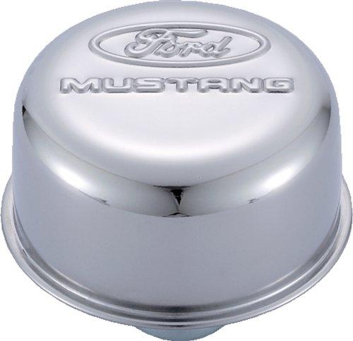Proform 302-220 Chrome Push-In Air Breather Cap ()
