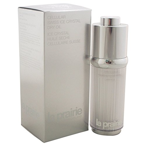 Cellular Swiss Ice Crystal Dry Oil by La Prairie for Unisex Review