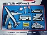 Real Toys BA6261 British Airways Airport Play Set