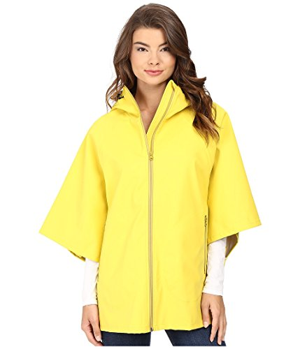 Converse Women's Rubber Poncho Bitter Lemon Shirt