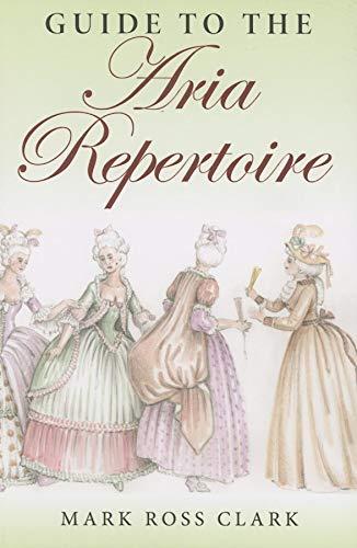 pertoire (Indiana Repertoire Guides) ()