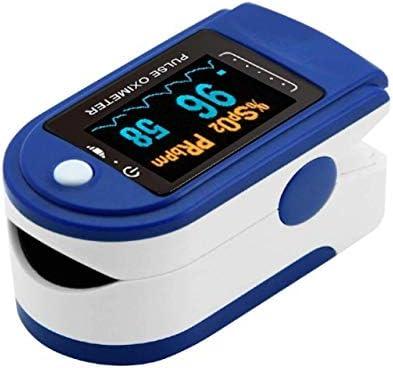 LINKO Oxímetro de Dedo, Oxímetro De Pulso, Spo2, OLED De Pulso, Monitor de Saturación de Oxígeno en Sangre con PR (Frecuencia de Pulso), Medición Infrarroja 3