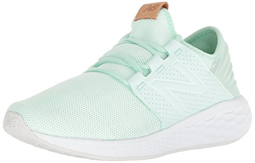 New Balance Women's Cruz V2 Fresh Foam Running Shoe, Seafoam Green, 11 B US