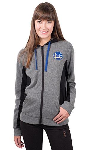 Ultra Game Women's Standard Full Zip Hoodie Sweatshirt Dime Jacket, Charcoal, Small Big Game Full Zip Jacket