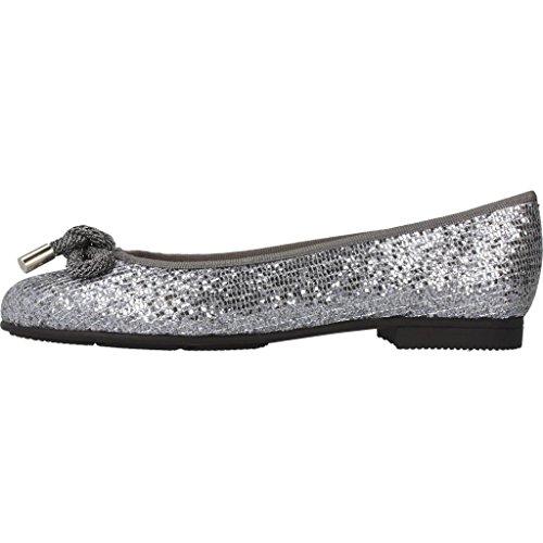 Gris Love Love 2002M Zapatos Gris Gris Zapatos Marca Made Made with Bailarina Modelo Bailarina para with Color para Mujer Mujer xawqfnUaT8