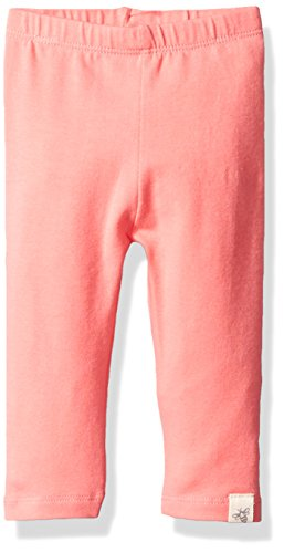 Burt's Bees Baby - Baby Girls' Leggings, 100% Organic Cotton Full Length Legging