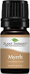 Plant Therapy Myrrh Essential Oil 100% Pure, Undiluted, Therapeutic Grade