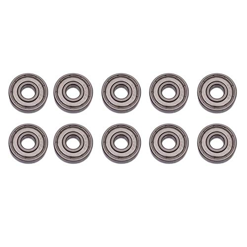 10pcs S608ZZ S608-2Z Stainless Steel Ball Bearing 8mm x 22mm x 7mm