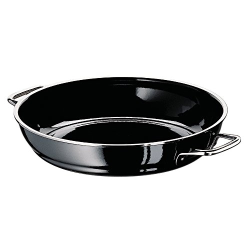 Silit Fry- & Serving Pan, Silargan, Suited for Induction, 28 cm, Professional, 1928250001