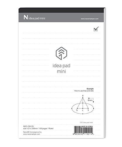 N idea pad mini (5 Pads) for Neo smartpen N2, M1