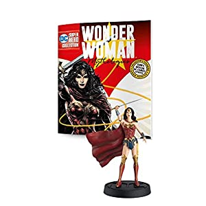 41B4CTZIhuL. SS300 Eaglemoss DC Super Hero Collection: Wonder Woman Mythologies #05 Rebirth Figurine