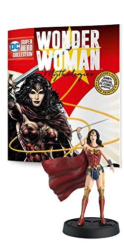 Used, Eaglemoss DC Super Hero Collection: Wonder Woman Mythologies for sale  Delivered anywhere in USA