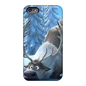 Shock-Absorbing Hard Phone Covers For Iphone 6 (RYT2165NceP) Support Personal Customs Attractive The Croods Skin