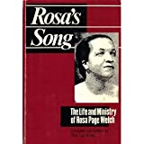 Rosa's Song, Rosa P. Welch and Oma L. Myers, 0827232101