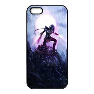 iPhone 4 4s Cell Phone Case Black Defense Of The Ancients Dota 2 TEMPLAR ASSASSIN 008 JU3481508