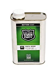 UltraTech 4000 Ultra-Ever Dry Bottom Coat, 1 Quart, Translucent White
