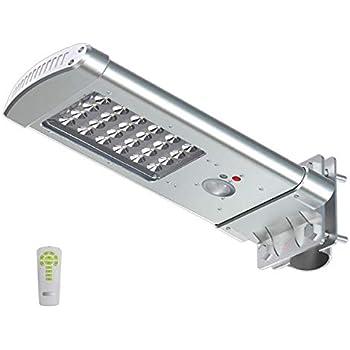 Amazon.com: TSSS Led Solar Powered Street Light Outdoor 24