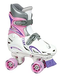 Chicago Girls Adjustable Quad Skate, MD(1J-4J)
