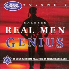 Bud Light Salutes Real Men Of Genius Volume 3 (UK Import) Photo Gallery