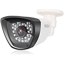 TMEZON HD CCTV Security Camera 960H Home Security Day/Night Waterproof Outdoor Camera 800TVL 30 IR-LEDs 3.6mm Wide Angle Lens