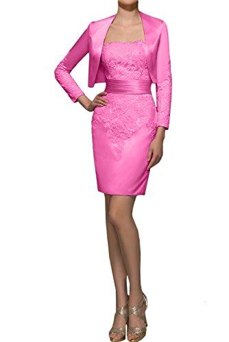 TOSKANA BRAUT - Vestido - Estuche - para mujer rosa 50