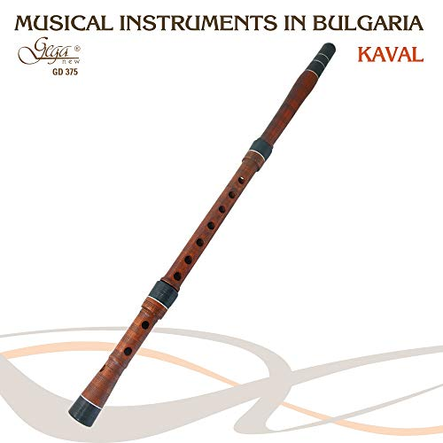 Music Instruments in Bulgaria: Kaval