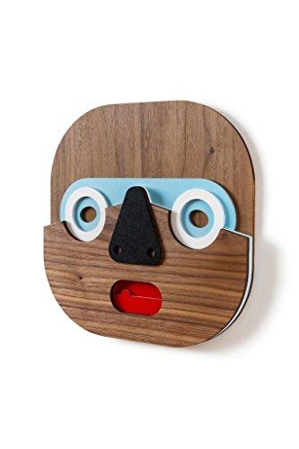 Tribal Masks For Kids (Children's Room Decor, Wooden Mask, Wood Wall Art, Pop Art, Living Room Decor , Housewarming Gift)