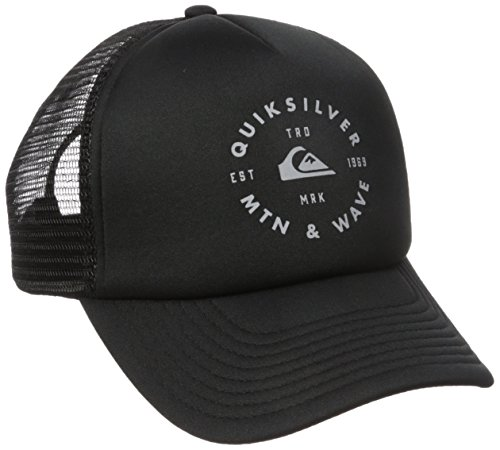 Quiksilver Men's Foamblast Hat, Black, One Size
