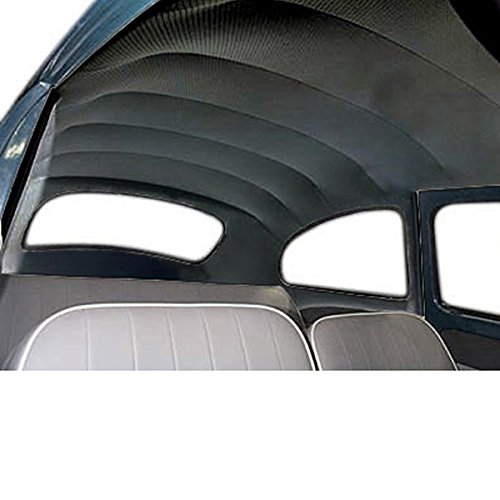 EMPI 4395-0 VW Bug Beetle Type 1 Stock replacement Headliner 68-77, Black ()