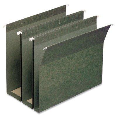 SMD64260 - Smead Three Inch Expansion Box Bottom Hanging File Folders (Three Bottom Inch Box)