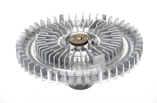 Jeep Fan Clutch - A-Premium Engine Cooling Fan Clutch for Jeep Grand Cherokee 1999-2004 Liberty 2002-2007 Dodge Ram 1500 2500 3500 2000-2002 Durango Ramcharger