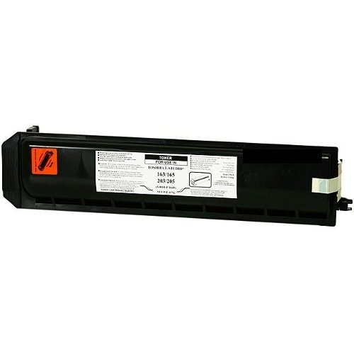 Bulk T1640 Toshiba Compatible Copier Toner Cartridge, Black Ink: CTT1640 (4 Toner Cartridges) - Compatible Toshiba Copier Drum