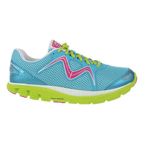 Shoe Speed Blue Women's MBT Lime 16 Varies Fuchsia Running FIBnqxY