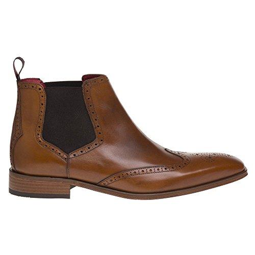 Jeffery-west Jb 52 Chelsea Heren Boots Tan
