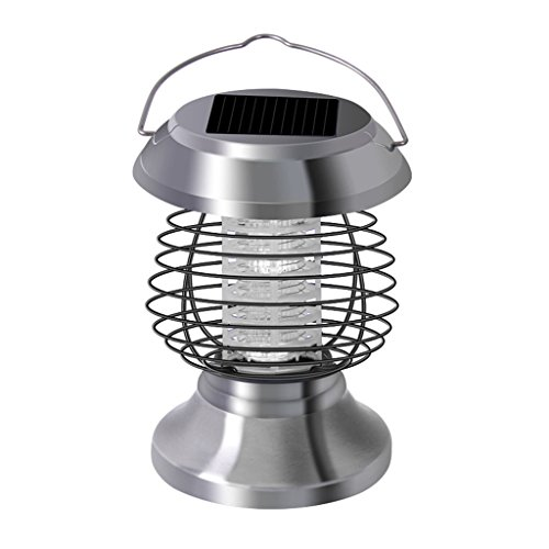 Mosquito Trap LED Electric Shock Mosquito Lamp Household Mosquito Lamp Solar Mosquito General Restaurant Mosquito Trap LED Mosquito Killer lamp