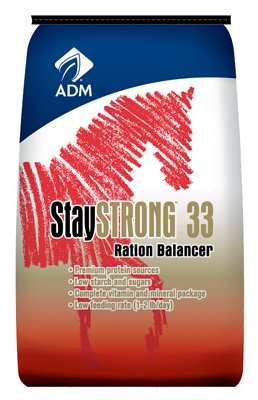 ADM ANIMAL NUTRITION 594AAA24 Staystrong 33 by ADM ANIMAL NUTRITION