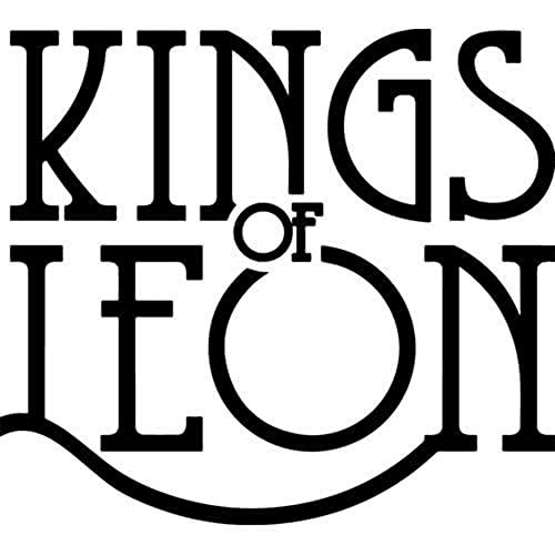 Kings of Leon Die-Cut Decal Sticker Band Logo