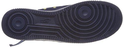 Wmns Uomo in SF Obsidian Obsidian e Blu Air Nike Force Scarpe 101 400 Pelle Mid 917753 Bianco Black 1 Tessuto 5BqfCEWw